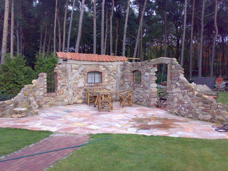 Ruinenmauern Fur Den Garten – localmenu.co
