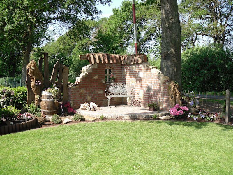 Ruinenmauer Im Garten – cyberbase.co